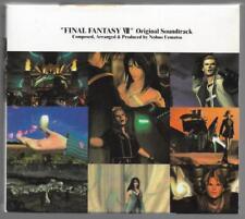 CD MANGA / FINAL FANTASY VIII - ORIGINAL SOUNDTRACK O.S.T / COFFRET 4 CD