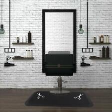 Us Barber Shop Chair Salon Anti Fatigue Floor Mat Spa Equipment Rectangle Mat