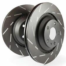 EBC Front USR Slotted Performance Brake Discs (Pair) - USR1070