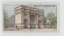 1933 Wills Do You Know Series 4 Tobacco Base #30 the orgin of Marble Arch 1i3