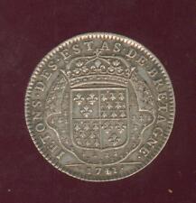Bretagne Argent Louis XIV Jeton des états de Bretagne 1711