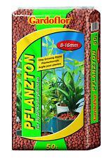 50 Liter Pflanzton Blähton  Körnung 8-16mm   Kultursubstrat Hydrokultur