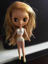 Petite Blythe doll without clothing nude Nike anniversary