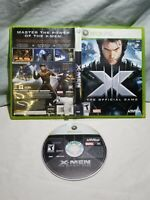 X-Men The Official Game (Microsoft Xbox 360, 2006)