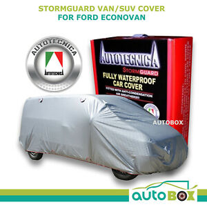 Autotecnica Stormguard Van Cover Fully Waterproof suits Ford Econovan up to 5.2m