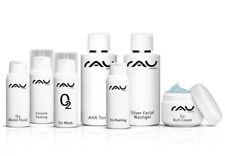 Schnupper-Set - O2 Serie - Pröbchenmix zum Reinschnuppern RAU Cosmetics