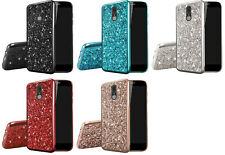 """For Coolpad Legacy 6.36 """"/ T-Mobile Alchemy CP3705A Glitter Bling Case Cover"""