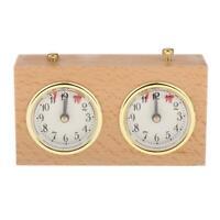 Analogique Échecs Horloge Minuterie Professionnel Accessoires pour Jeux de