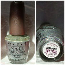 Opi Ds Coronation Ds 025 Holgraphic Silver 'Designer Series' Fall 2008