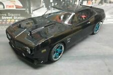 69 Chevy Camaro Z28 VTA Custom Painted Brushless RC Touring Car 4WD 45+MPH w/2S
