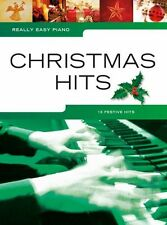 Really Easy Piano Christmas Hits Songs Learn Play WALKING IN THE AIR Music Book