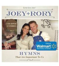JOEY AND RORY-HYMNS (DIG)-CD  NEW And DVD Combo Country Music Jesus