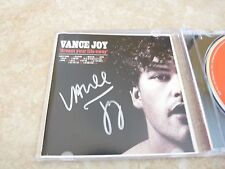 Vance Joy Dream Your Life Away Autographed Signed CD Book Cover PSA Guaranteed 2