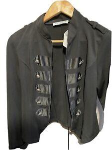 Military Style Jacket Size M