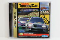 SEGA Touring Car Championship Sega Saturn SS Japan Import US Seller G7520