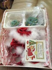 American Girl Bitty Baby Santa Helpers Set **Extremely Rare
