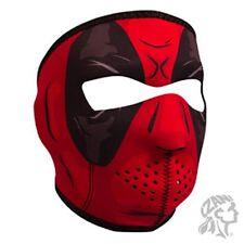 Red Dawn Phantom Full Neoprene Face Mask Biker Ski Zan Headgear Free Shipping