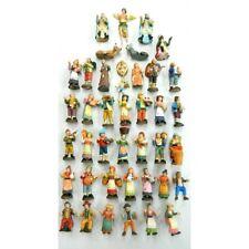 Serie Completa 16 Pezzi in Terracotta Cm 8 - Natività Presepe Pastori
