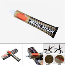100g Metal Polish Solve Paste Rust Remover Chrome Cleaner for Car Bike Bicycle