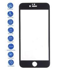 Pack Protector de Pantalla Cristal Templado Curvo para Apple IPhone 7 4.7 Negro
