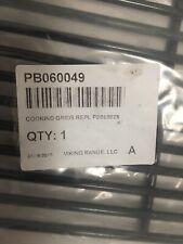 """Genuine Viking Bbq Grill Grate Viking 11- 3/4"""" X 22-3/4 """" Pb060049"""