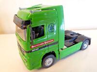 Maisto Mercedes Benz Actros Sattelzug LKW Recycling Services