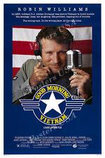 Posters USA - Good Morning Vietnam Robin Williams Movie Poster Glossy - FIL488