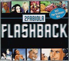 2 FABIOLA - Flashback -CDM- 1998 - CD MAXI - GERMANY Trance, Speed Garage