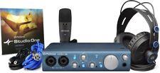 Presonus Audiobox iTwo Studio Package