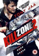 Kill Zone 2 DVD Tony Jaa Martial Arts New Movie - superb Gift idea - UK -