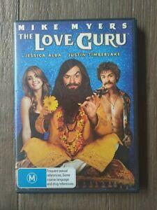 The Love Guru (DVD, 2008) X-Rental Region 4