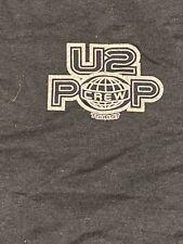 Vintage U2 Concert Tour T-Shirt Large Never Worn