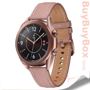 SAMSUNG Galaxy Watch3 Stainless 41mm (Bluetooth) SM-R850 Mystic Bronze