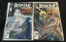 Detective Comics #606 & #607 (1989)