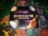 Emperor Battle for Dune 4 Discs PC CD ROM 2001 Computer Game NO DISC SCRATCHES!