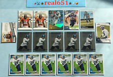 2010 EARL THOMAS Rookie Lot x 18 RC | Topps Platinum | Press Pass /500 | Score +