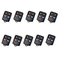 10PCS Replace Key Shell for Ford Lincoln Mercury Remote keyless Entry Fobs 4BT