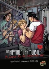 He Loves Me, He Loves Me Not (My Boyfriend Is a Monster)-ExLibrary
