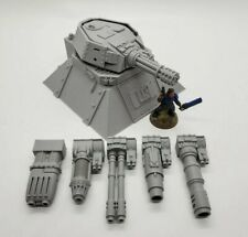 3d Printed Warhammer 40K Kill Team Base. 3D Printed Terrain. Defense Gun Turret.