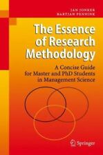 The Essence of Research Methodology : A Concise Guide for Master and PhD...