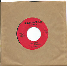 J J Barnes:Day tripper/Don't bring me bad news:Ric-Tic:Northern Soul