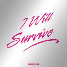 "GLORIA GAYNOR I Will Survive / Substitute 12"" Single Vinyl Brand New RSD 2018"