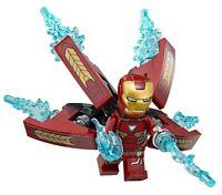 GENUINE LEGO INFINITY WAR IRON MAN MINIFIGURE 76107 AVENGERS MARVEL SUPERHEROES