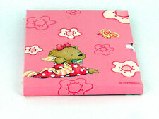 "Foldable Baby Photo Album (Pink) - holds 12 photos 4x6"" (10x15cm)"