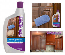 Furniture polish/restorer - Rejuvenate wood cabinet polish - NEW