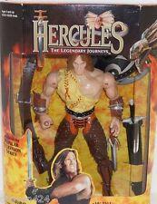 """XENA - HERCULES LEGENDARY JOURNEYS - 10"""" HERCULES DELUXE EDITION ACTION FIGURE"""