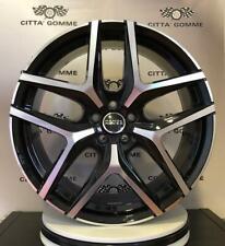 """SET 4 Cerchi in lega Range Rover Evoque da 18"""" Nuovi, SUPER OFFERTA BICOLORE !!"""