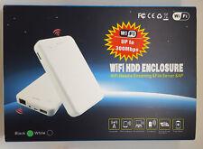 2.5 pouces USB 3.0 SATA Wifi HDD Case Disque dur externe