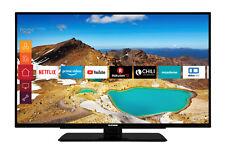 Telefunken XU55G521 4K Ultra HD SmartTV 55 Zoll TV Triple-Tuner HDR Speaker Box