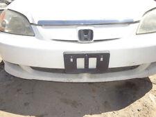 Front Bumper Cover Honda Civic & Hybrid 01 02 03
